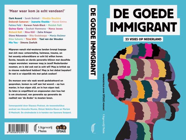 Liesbeth Accord ReadMyWorld festival Tolhuistuin Amsterdam De goede immigrant